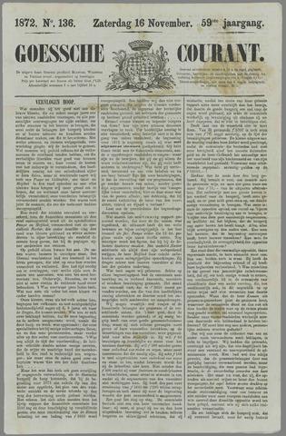 Goessche Courant 1872-11-16