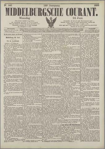 Middelburgsche Courant 1895-06-24
