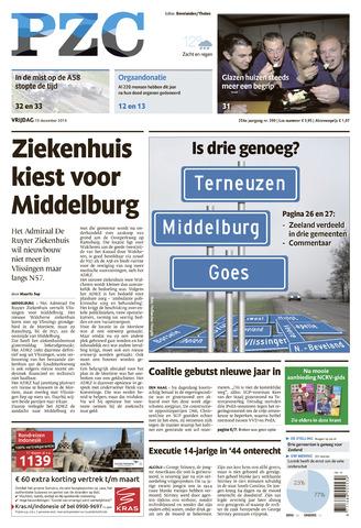Provinciale Zeeuwse Courant 2014-12-19