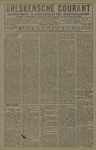 Breskensche Courant 1928-02-15