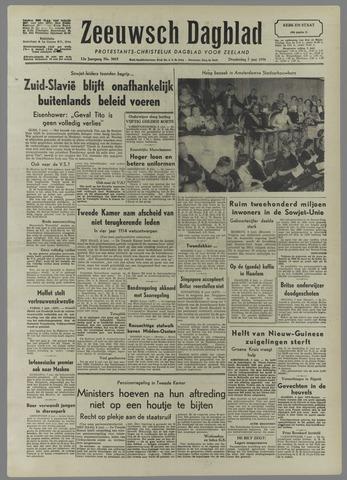 Zeeuwsch Dagblad 1956-06-07