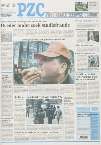 Provinciale Zeeuwse Courant 2002-03-05