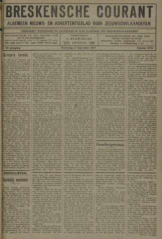 Breskensche Courant 1922-09-13