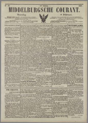 Middelburgsche Courant 1897-02-08