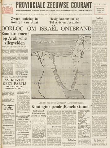 Provinciale Zeeuwse Courant 1967-06-06