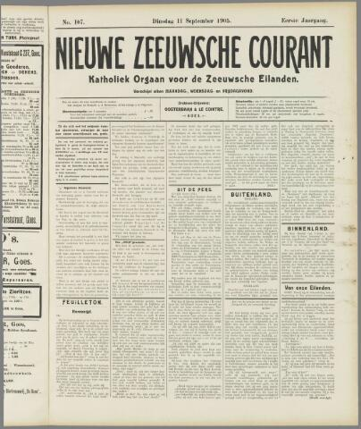 Nieuwe Zeeuwsche Courant 1905-09-11