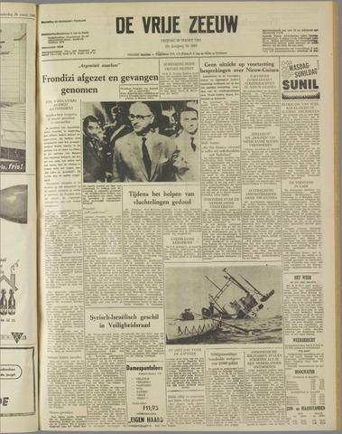 de Vrije Zeeuw 1962-03-30