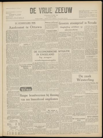 de Vrije Zeeuw 1952-04-23