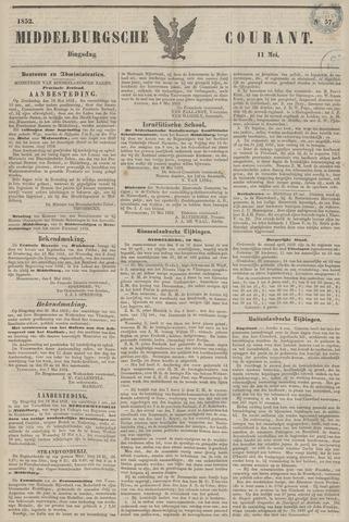 Middelburgsche Courant 1852-05-11