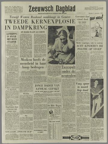 Zeeuwsch Dagblad 1961-09-05
