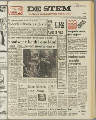 de Stem 1974-01-12