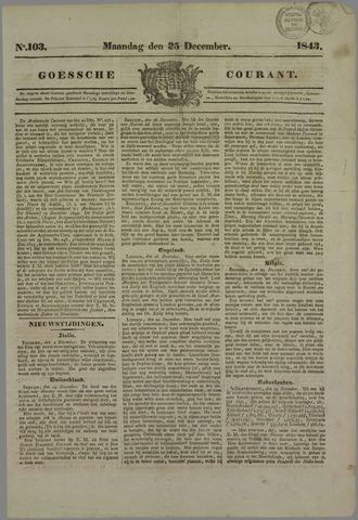 Goessche Courant 1843-12-25