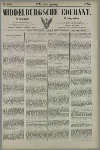 Middelburgsche Courant 1882-08-09