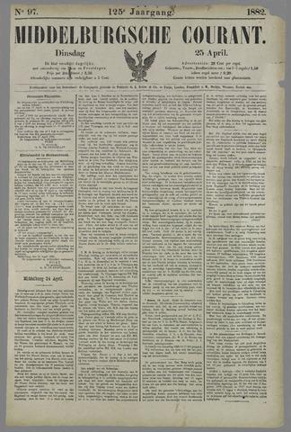 Middelburgsche Courant 1882-04-25