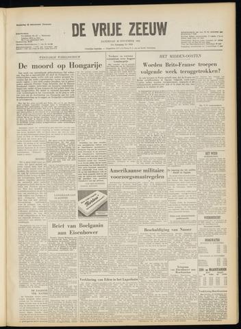 de Vrije Zeeuw 1956-11-10