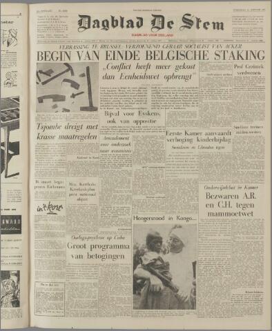 de Stem 1961-01-11