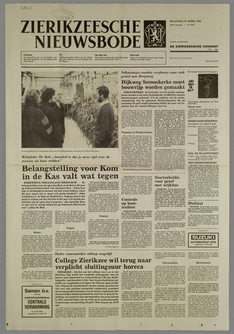Zierikzeesche Nieuwsbode 1988-04-11