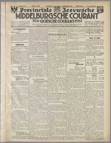 Middelburgsche Courant 1933-09-21