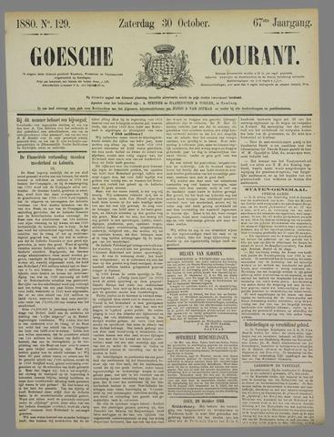 Goessche Courant 1880-10-30