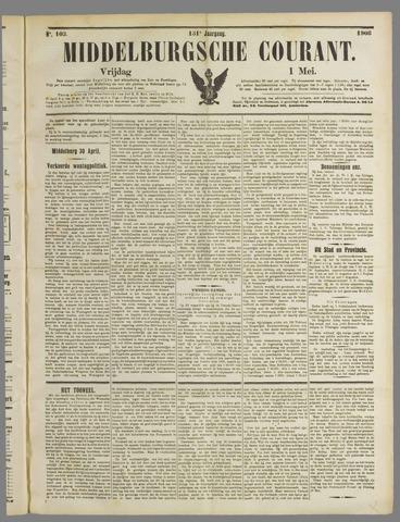Middelburgsche Courant 1908-05-01
