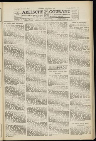 Axelsche Courant 1949-11-12