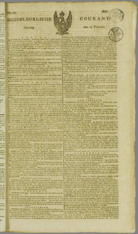 Middelburgsche Courant 1817-02-15