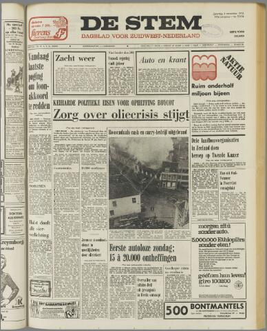 de Stem 1973-11-03