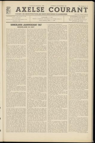 Axelsche Courant 1967-12-30