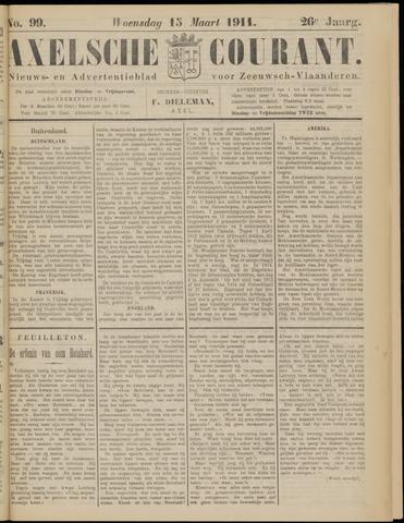 Axelsche Courant 1911-03-15