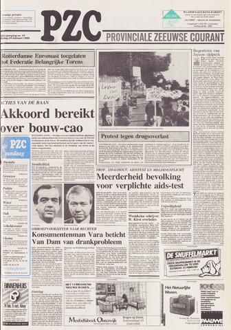 Provinciale Zeeuwse Courant 1989-02-24
