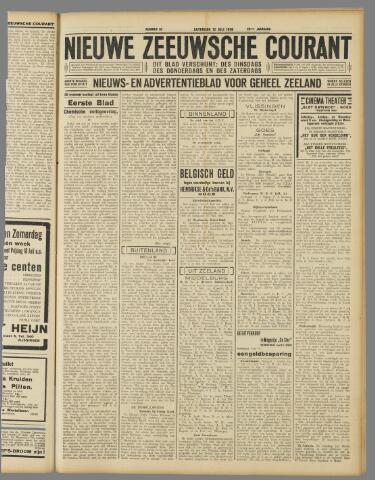 Nieuwe Zeeuwsche Courant 1930-07-12
