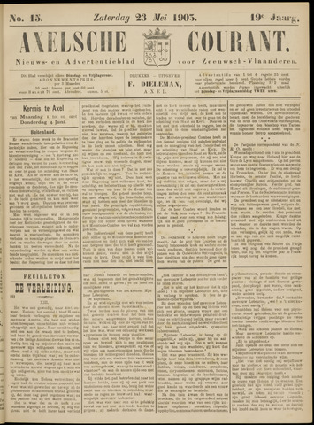 Axelsche Courant 1903-05-23