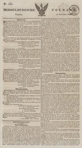 Middelburgsche Courant 1832-11-13