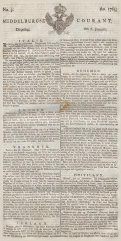 Middelburgsche Courant 1761-01-06