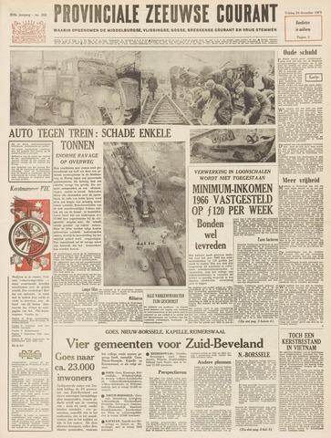Provinciale Zeeuwse Courant 1965-12-24