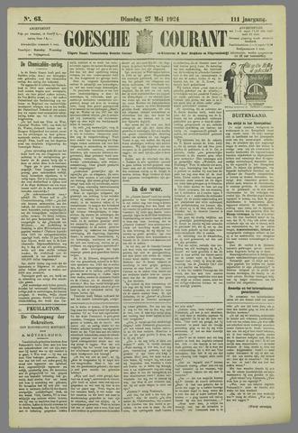 Goessche Courant 1924-05-27