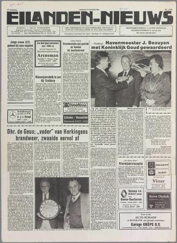 Eilanden-nieuws. Christelijk streekblad op gereformeerde grondslag 1985-01-04