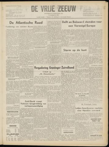 de Vrije Zeeuw 1952-12-18
