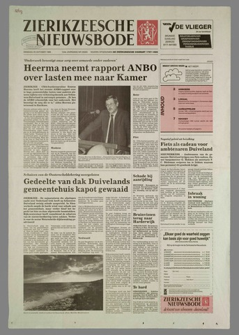 Zierikzeesche Nieuwsbode 1996-10-29