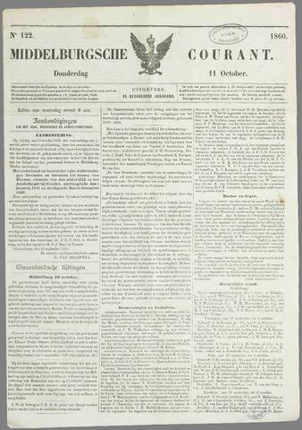 Middelburgsche Courant 1860-10-11