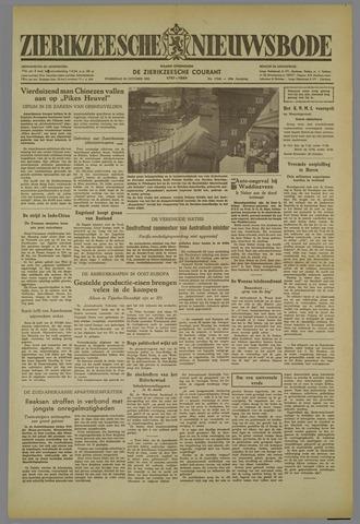 Zierikzeesche Nieuwsbode 1952-10-22