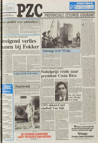 Provinciale Zeeuwse Courant 1987-10-13