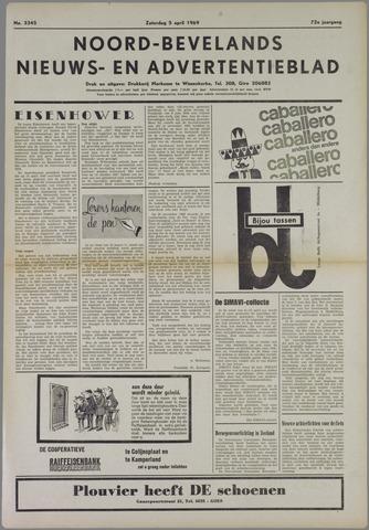 Noord-Bevelands Nieuws- en advertentieblad 1969-04-05