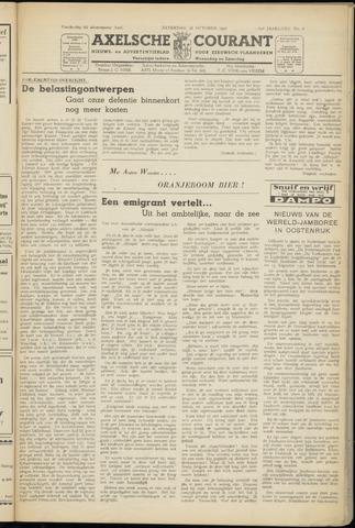 Axelsche Courant 1950-10-28