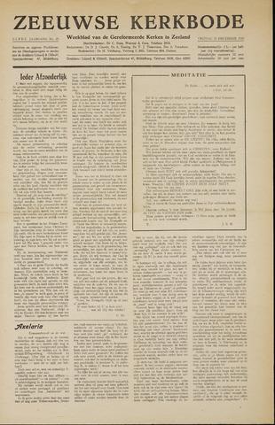 Zeeuwsche kerkbode, weekblad gewijd aan de belangen der gereformeerde kerken/ Zeeuwsch kerkblad 1955-12-16