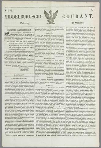 Middelburgsche Courant 1871-10-21