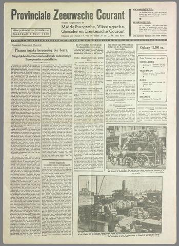 Provinciale Zeeuwse Courant 1940-07-01