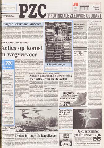 Provinciale Zeeuwse Courant 1989-01-14