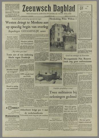 Zeeuwsch Dagblad 1958-04-25
