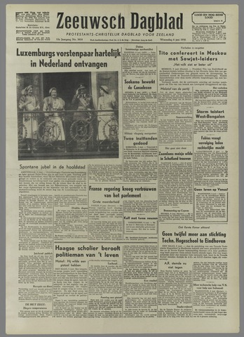 Zeeuwsch Dagblad 1956-06-06